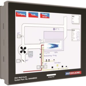 Mini Mk8 Control Panel