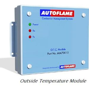 Outside Temperature Control